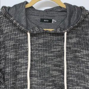 BDG cropped hoodie